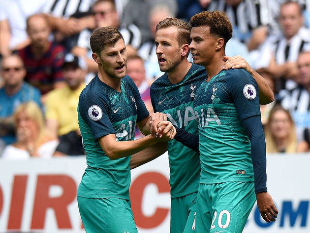 Newcastle United v Tottenham Hotspur - Premier League