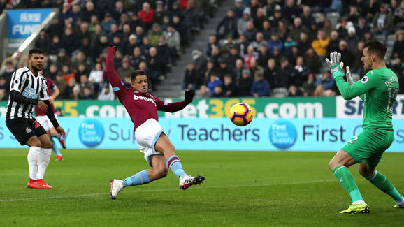 Newcastle United v West Ham United - Premier League