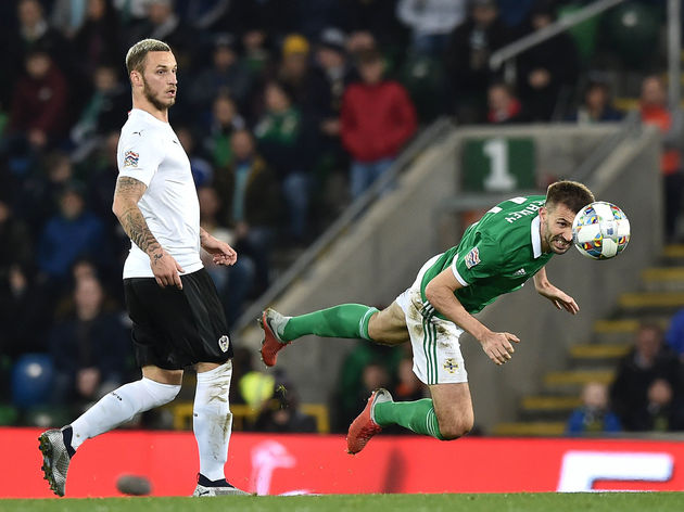 Northern Ireland v Austria - UEFA Nations League B