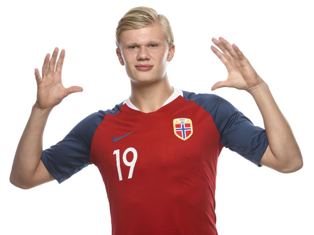 Norway U19 Men Photocall