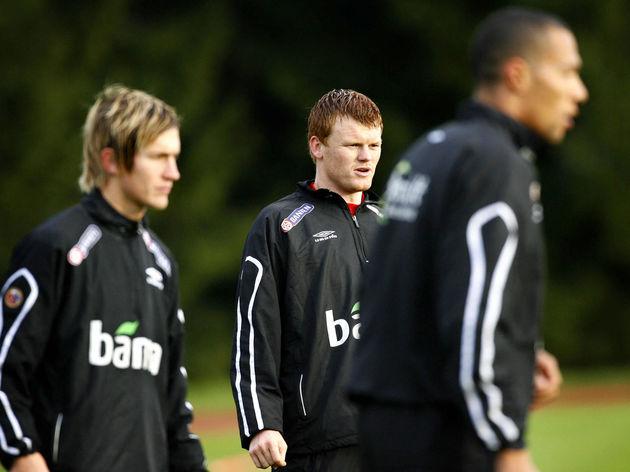 Norwegian Liverpool midfielder John Arne