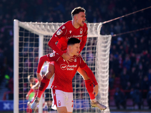 Joe Lolley,Matty Cash