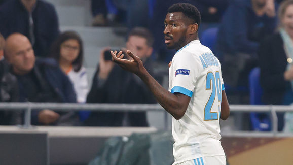 Fulham Confirm the Signing of Marseille Midfielder Andre-Frank Anguissa on Frantic Deadline Day