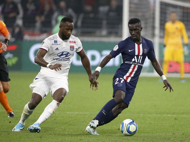 Moussa Dembele,Idrissa Gueye