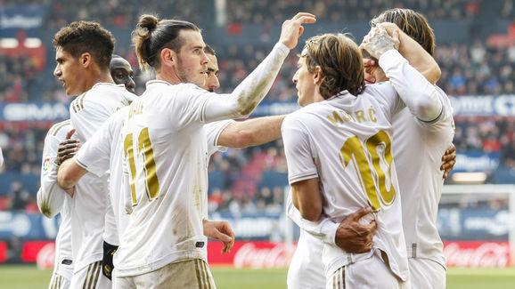 Gareth Bale,Luka Modric,Sergio Ramos