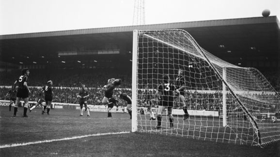 Over The Crossbar
