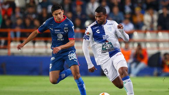 Pachuca v Monterrey - Copa MX Apertura 2018