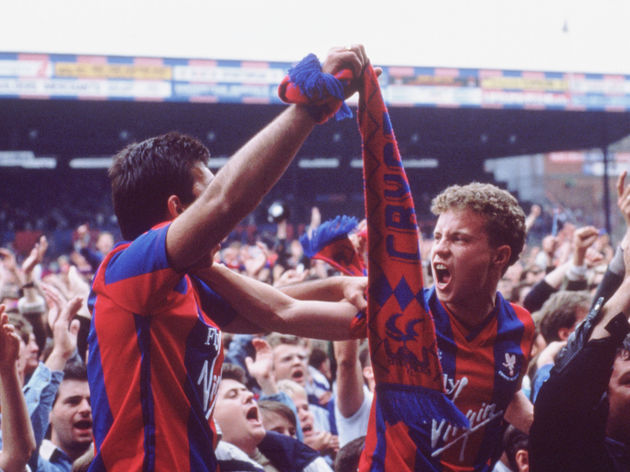 Palace Are Promoted