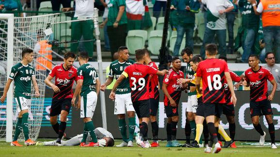 Palmeiras v Atletico PR - Brasileirao Series A 2019