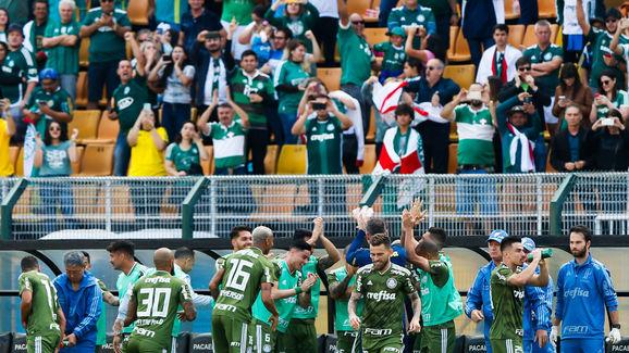 Palmeiras v Ceara - Brasileirao Series A 2018
