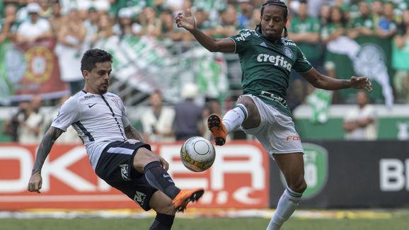 Palmeiras v Corinthians - Paulista Championship 2018