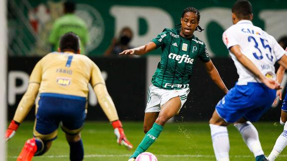 Palmeiras v Cruzeiro - Brasileirao Series A 2017