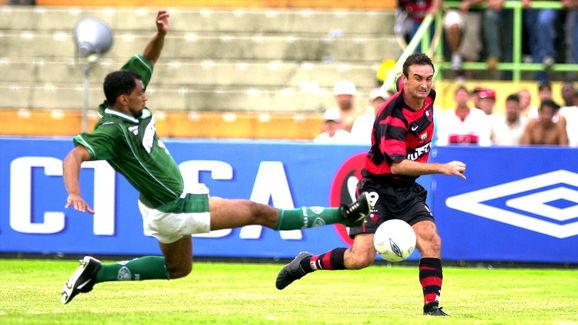 Palmeiras v Flamengo X