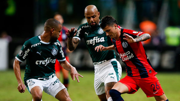 Hector Fertoli,Mayke,Felipe Melo