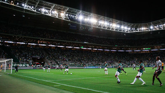 Palmeiras v Santos - Brasileirao Series A 2018
