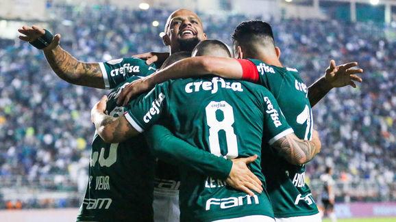 Palmeiras v Santos - Brasileirao Series A 2019