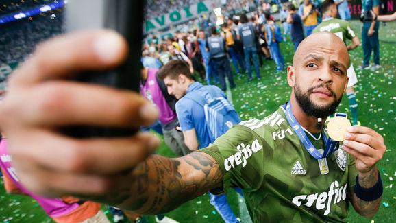 Palmeiras v Vitoria - Brasileirao Series A 2018