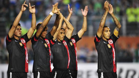 Palmeiras v Xolos de Tijuana - Copa Bridgestone Libertadores 2013