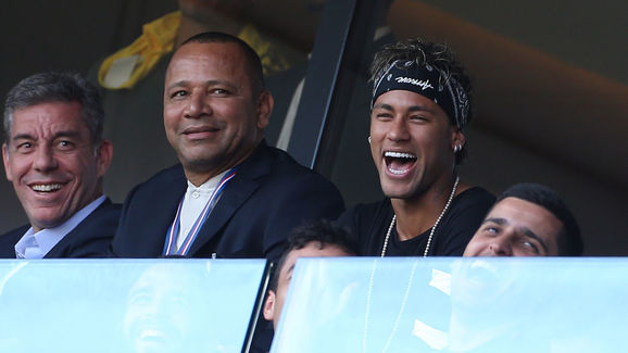 Neymar Jr,Neymar Sr,Neymar da Silva Santos