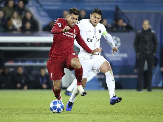 Paris Saint-Germain v Liverpool FC - UEFA Champions League Group C