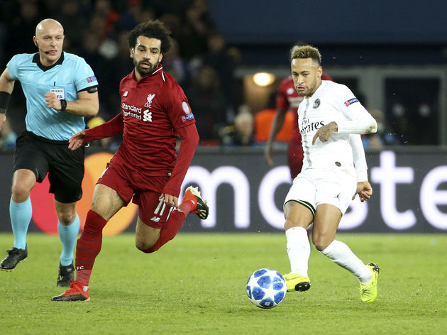 Paris Saint-Germain v Liverpool FC - UEFA Champions League Group C