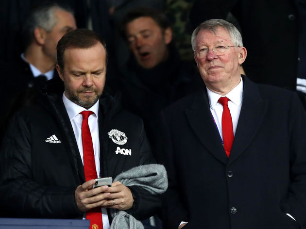 Sir Alex Ferguson,Ed Woodward
