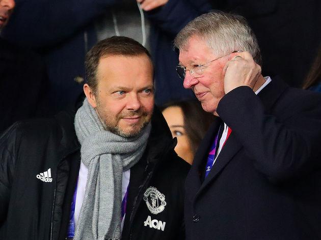 Sir Alex Ferguson,Ed Woodward