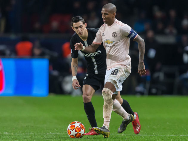 Angel Di Maria,Ashley Young
