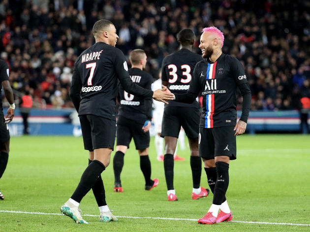 Paris Saint-Germain v Montpellier HSC - Ligue 1