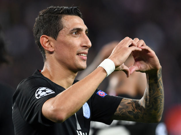 Paris Saint-Germain v Red Star Belgrade - UEFA Champions League Group C