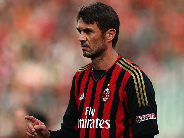 Perspolis FC v AC Milan Glorie - Milan Foundation Fund Raising Friendly