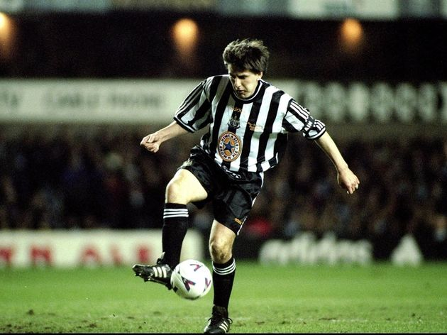 Peter Beardsley...