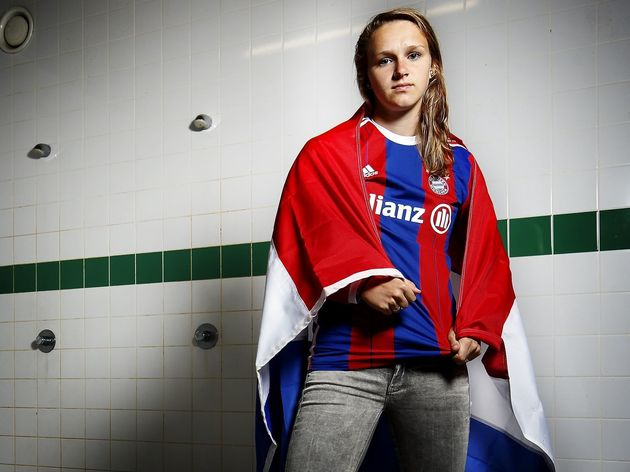 "Photo Shoot - ""Vivianne Miedema """