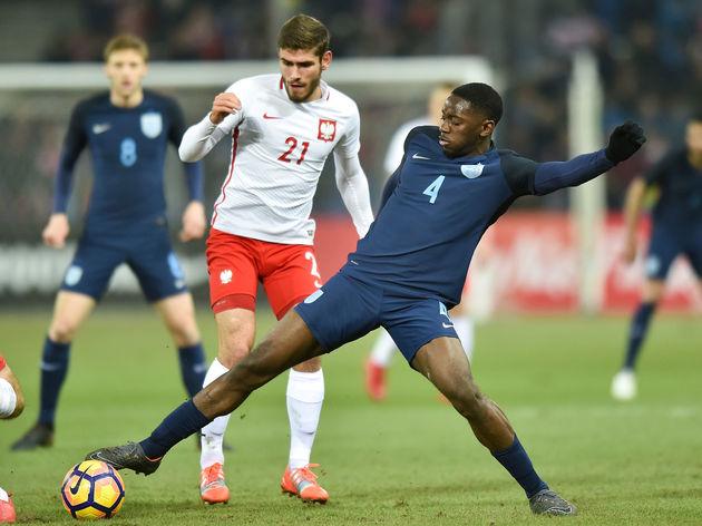 Poland v England - U20 Elite League