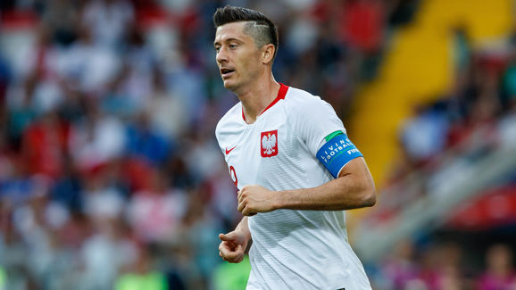 Poland v Senegal: Group H - 2018 FIFA World Cup Russia