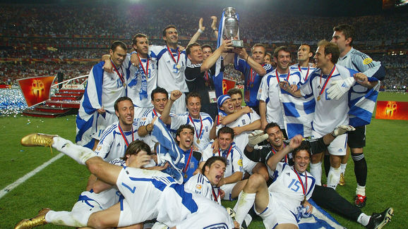 POR: Euro2004 Final: Portugal v Greece