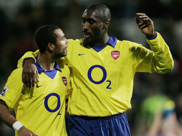 aae5afdf83f Suits You: Arsenal's 8 Best Kits of the Premier League Era | 90min
