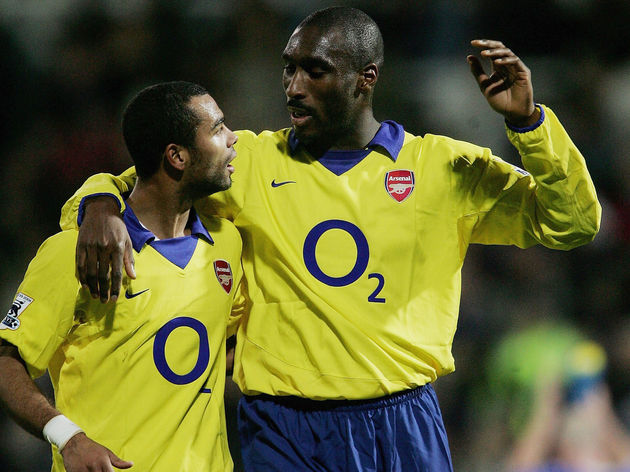 Ashley Cole,Sol Campbell
