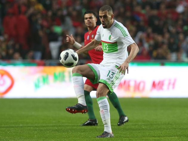 Portugal v Algeria - International Friendly