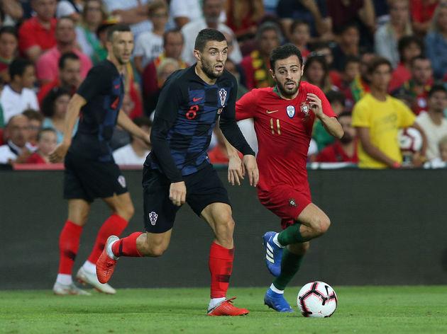 Portugal v Croatia - International Friendly