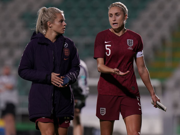 Rachel Daly,Steph Houghton