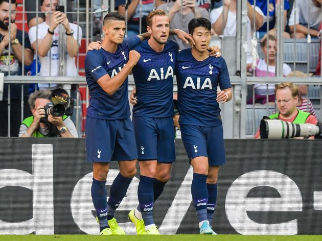 "Pre-Season Friendly""Real Madrid v Tottenham Hotspur FC"""