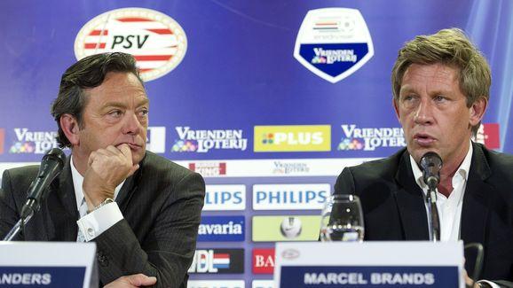 PSV Eindhoven managing director Tiny San