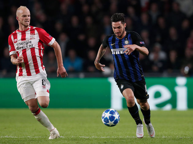 PSV v Internazionale - UEFA Champions League