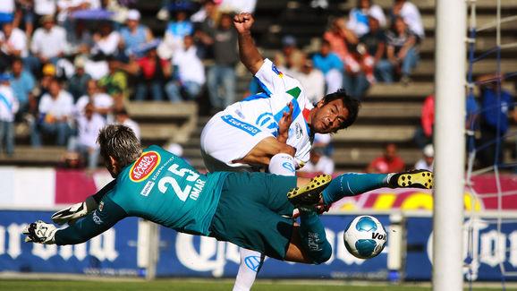 Puebla v Monterrey - Bicentenario 2010