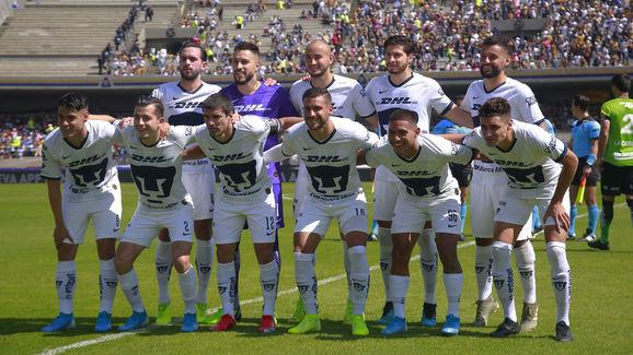 Pumas UNAM v FC Juarez - Torneo Apertura 2019 Liga MX