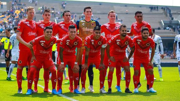 Pumas UNAM v Veracruz - Torneo Apertura 2019 Liga MX