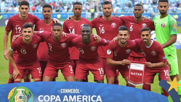 FBL-COPA AMERICA-2019-QAT-ARG-TEAM