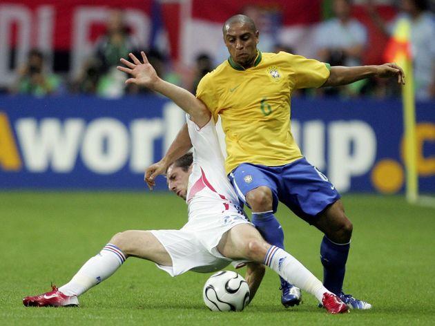 Frank Ribery,Roberto Carlos