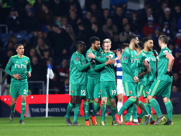 Queens Park Rangers v Watford FC - FA Cup Fifth Round